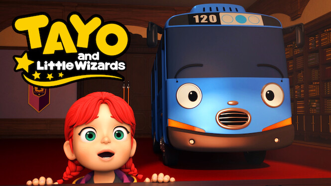 Tayo and Little Wizards on Netflix USA