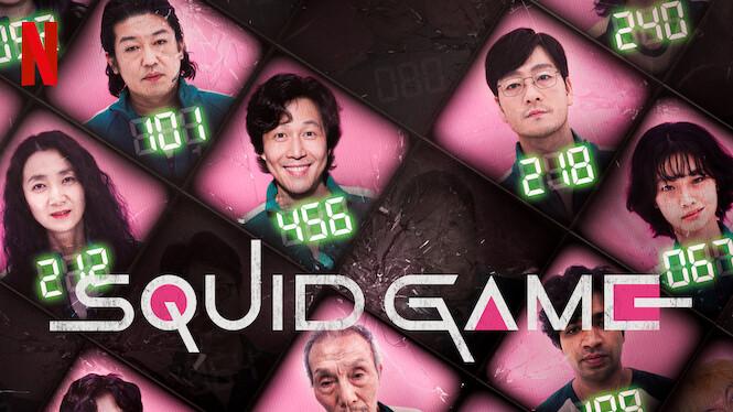 Squid Game (2021) on Netflix USA :: New On Netflix USA - Times News Network